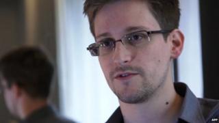 Edward Snowden in Hong Kong (June 2013)