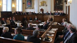 Guernsey States in session