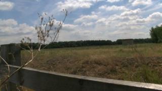 New school site, Hampton