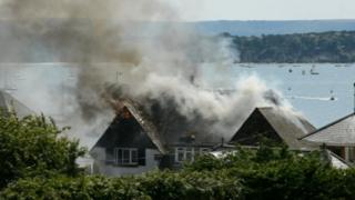 Pearce Avenue fire, Poole