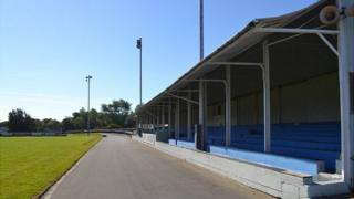 The Track, home of Belgrave Wanderers in Guernsey