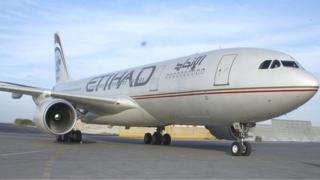 Etihad Airways Airbus A330-200