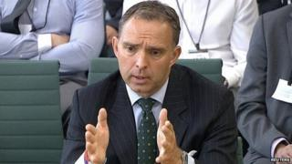 Mark Sedwill, permanent secretary at the Home Office