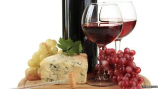 Cheese, grapes and wine can all doctors detect diseases