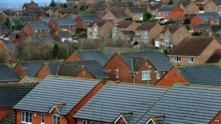 Houses in Derbyshire