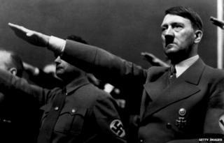 Hitler in 1939