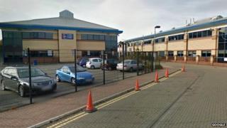Landau Forte College in Derby