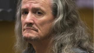 Gary Michael Moran was seen in a Phoenix, Arizona, courtroom on 17 July 2014