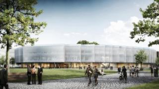 New Cambridge HQ