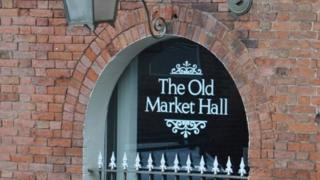 Old Market Hall, Coleshill