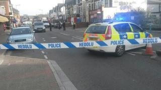 City Road closed by police after man stabbing incident