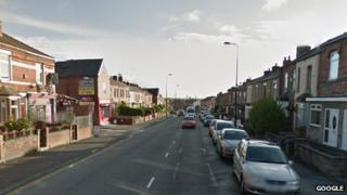 Ormskirk Road, Wigan