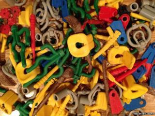 Pile of Lego