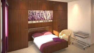 an artists impression of what the new unit could look like