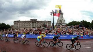 Tour de France in London