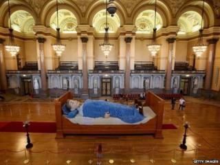 'Sleeping' giant in Liverpool
