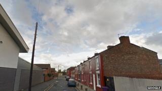 Macqueen Street, Old Swan in Liverpool