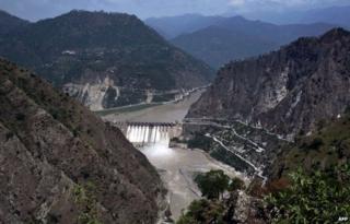 Salal dam
