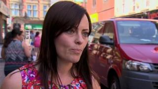 Nichola Mallon said there were a number of factors that hindered woman from entering the political arena
