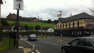 Bogside gun attack