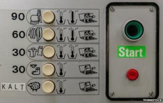 Washing machine controls
