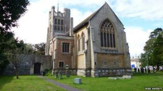 St Clement's Church, Boscombe
