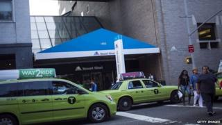 Mount Sinai hospital, New York