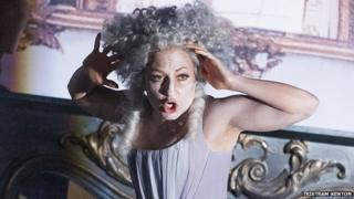 Christiane Karg as Sandrina in La Finta Giardiniera