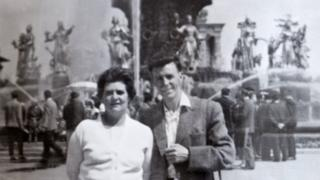 Sinead Morrissey's grandparents