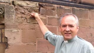 Rev Chris Thorpe