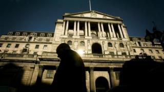 Bank of England HQ