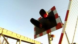 Tallington level crossing