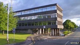 Durham Constabulary headquarters