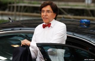 Elio di Rupo (file pic May 2014)
