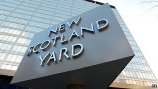 Scotland Yard HQ