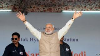 Mr Modi has promised to boost India's trade and economic ties with Japan