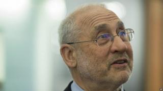 Economist Joseph Stiglitz