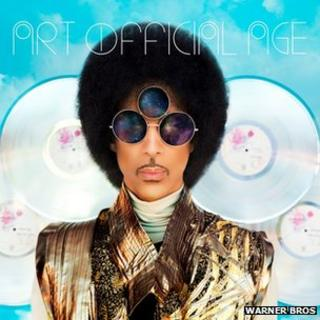 Art Official Age album cover
