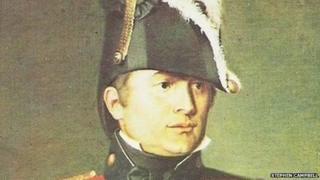 British Army Major General Robert Ross