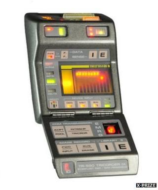 Star Trek scanner