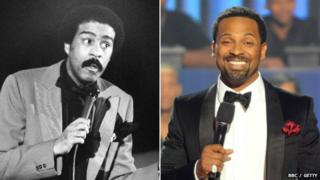 Richard Pryor and Mike Epps