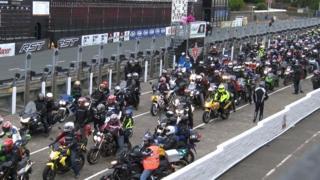 Joey Dunlop lap