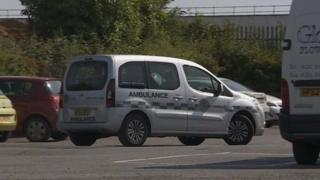 Non-emergency ambulance