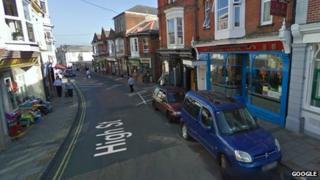 Sandown High Street - Google