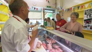 Nigel Brazier, the fourth generation of his family to run the shop, said it was very sad it was closing