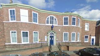 Northallerton police station