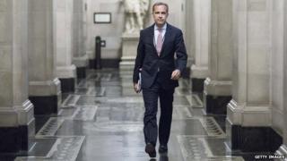 Mark Carney, Bank of England governor