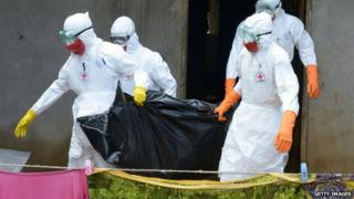 Dead body removed from home