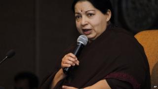 Jayalalitha (file picture)
