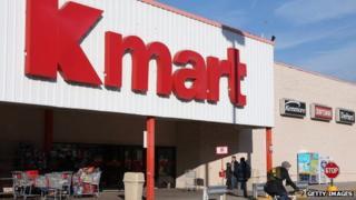 Kmart store